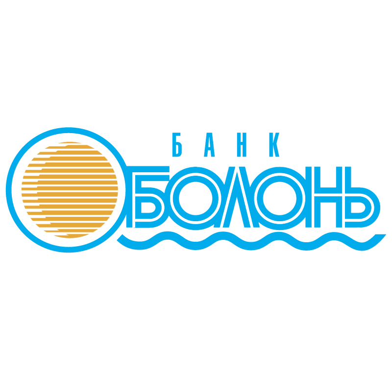 Obolon Bank vector