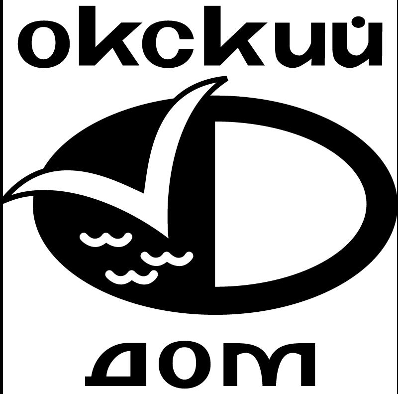 Oksky Dom vector