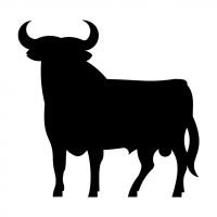 Osborne el toro vector