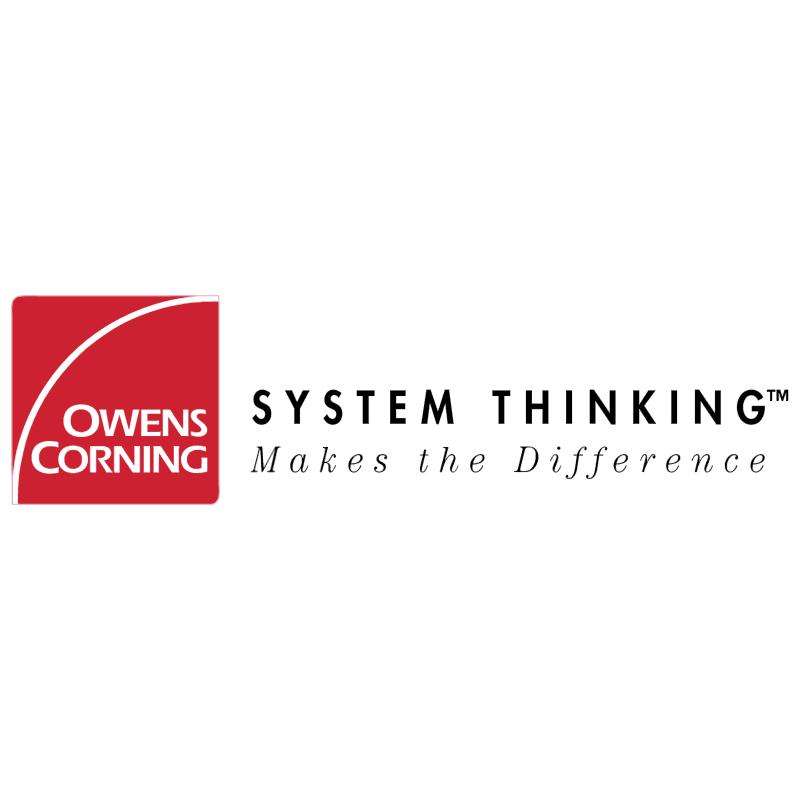Owens Corning vector