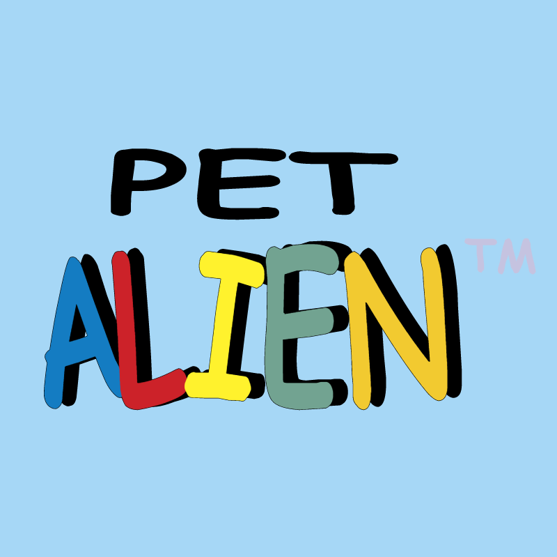 Pet Aliens vector