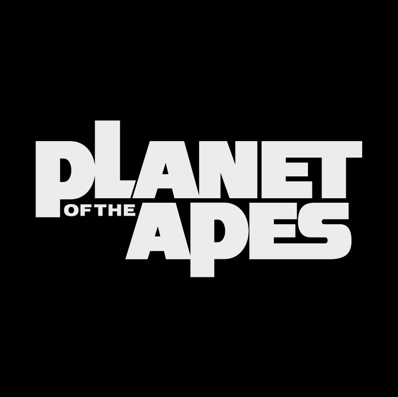 Planet Of The Apes vector logo