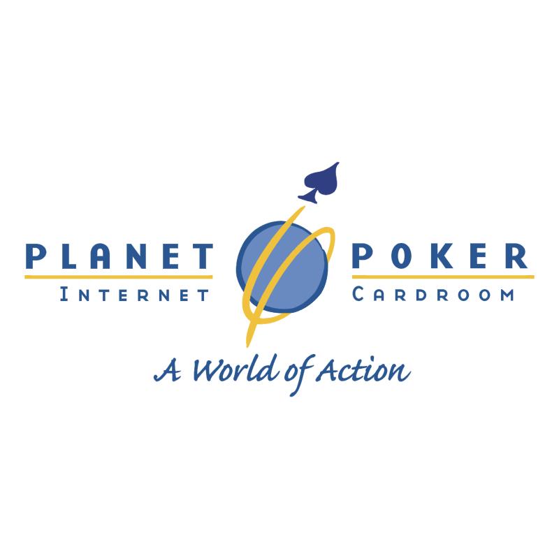 Planet Poker vector