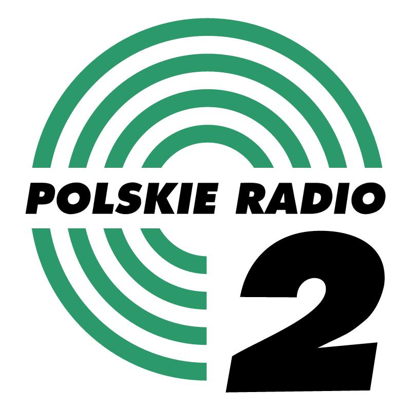 Polskie Radio 2 vector