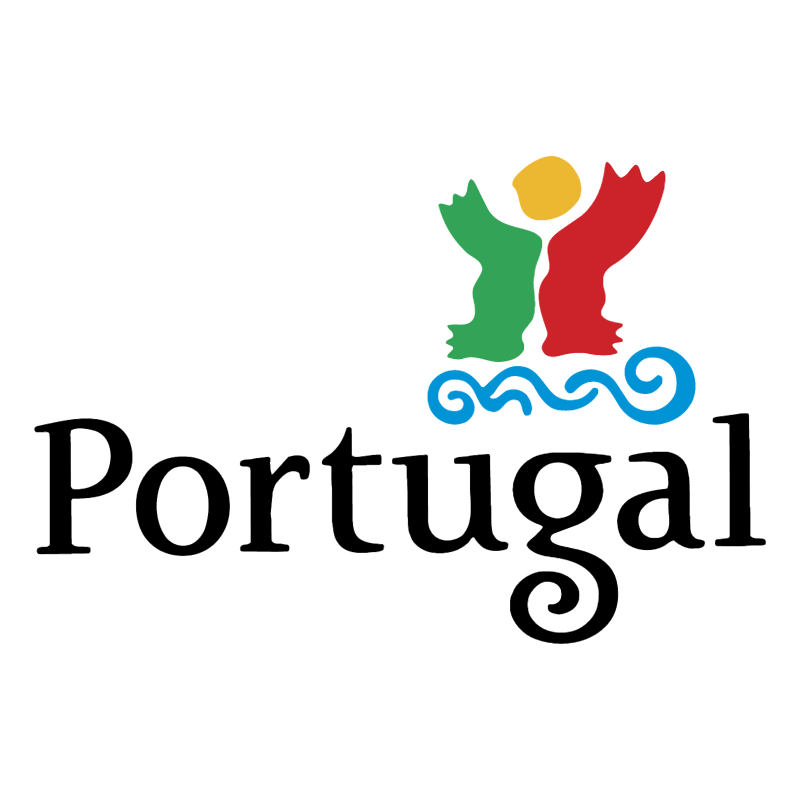 Portugal Turismo vector logo