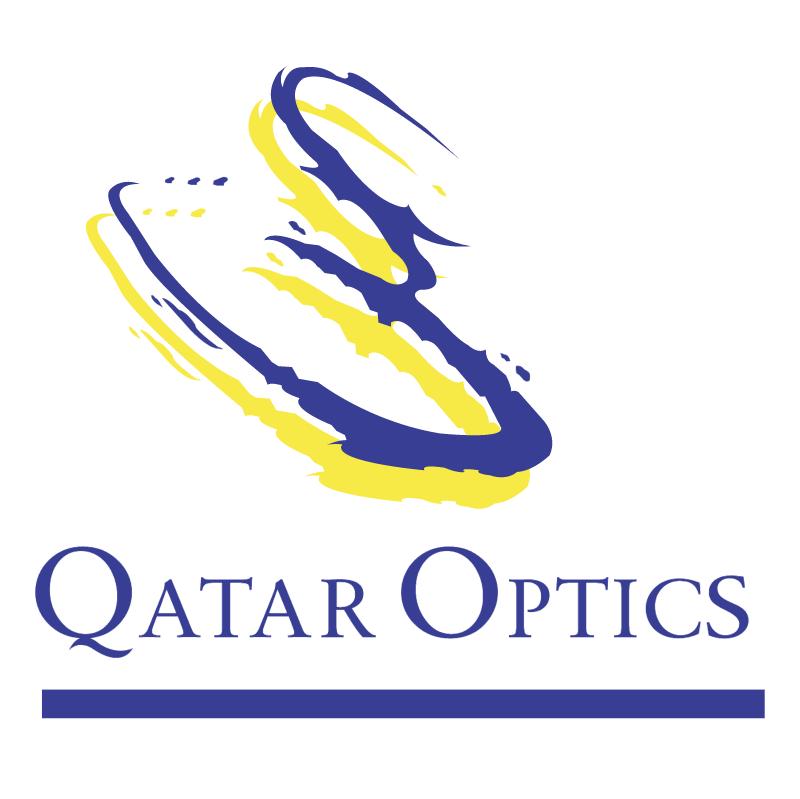 Qatar Optics vector