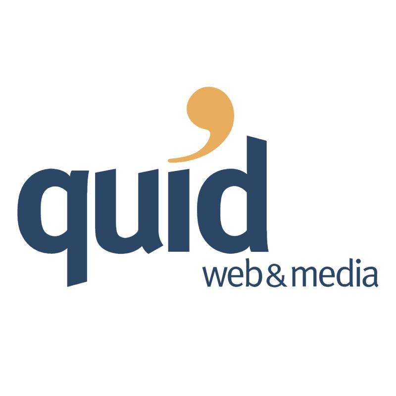 Quid web&media vector logo