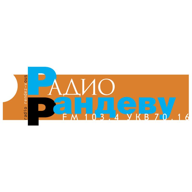 Radio Randevu vector