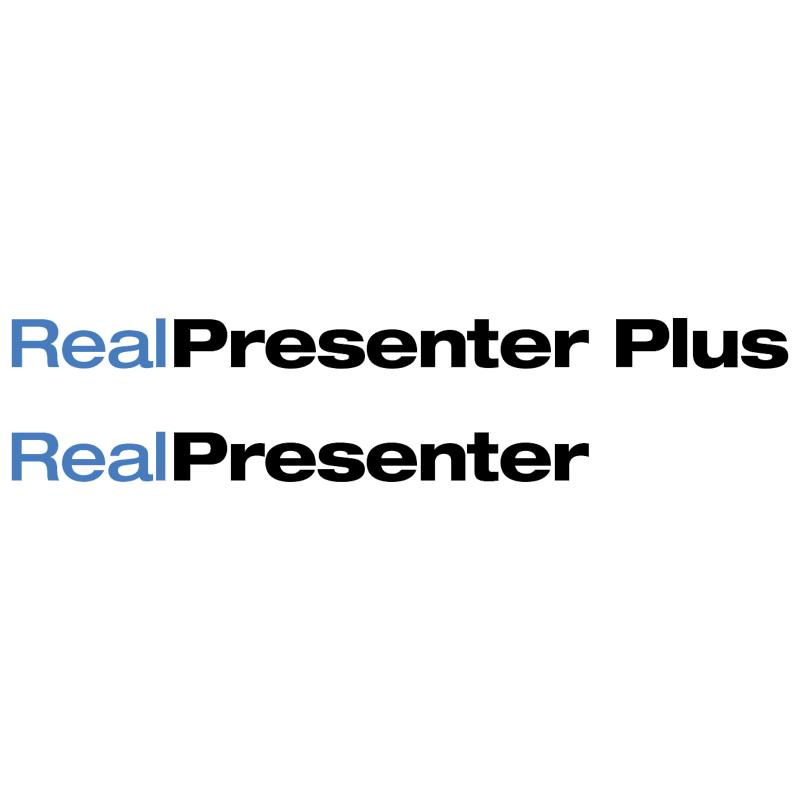 RealPresenter vector logo