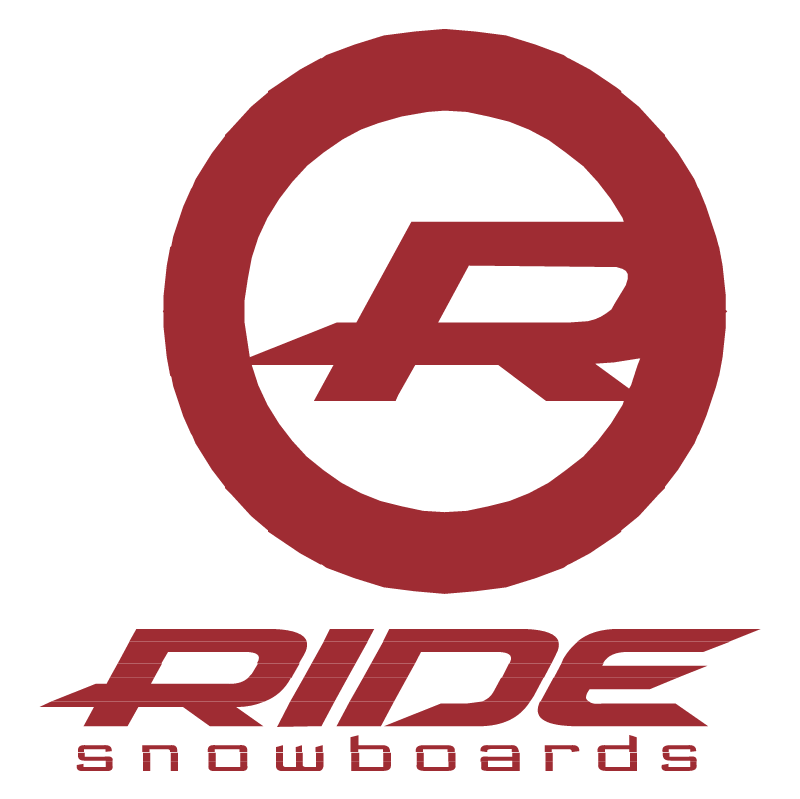 Ride Snowboards vector logo