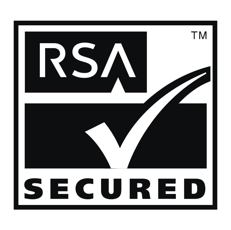 RSA Secured vector