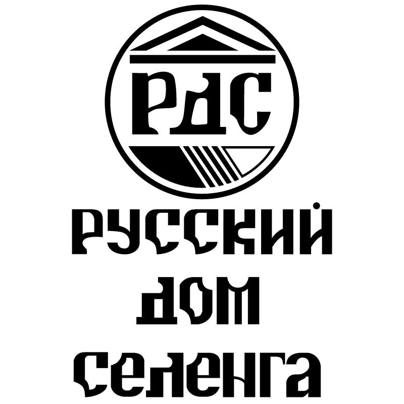 Russky Dom Selenga vector logo