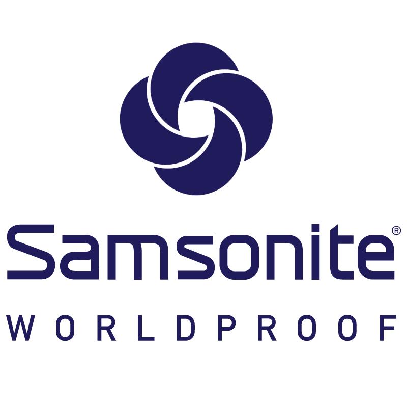 Samsonite vector
