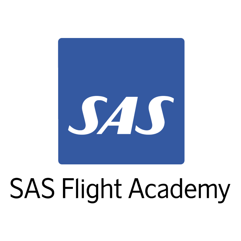 SAS Flight Academy vector