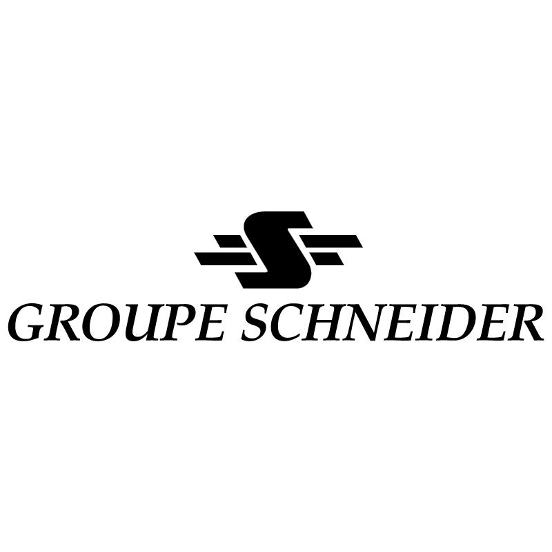 Schneider Groupe vector logo