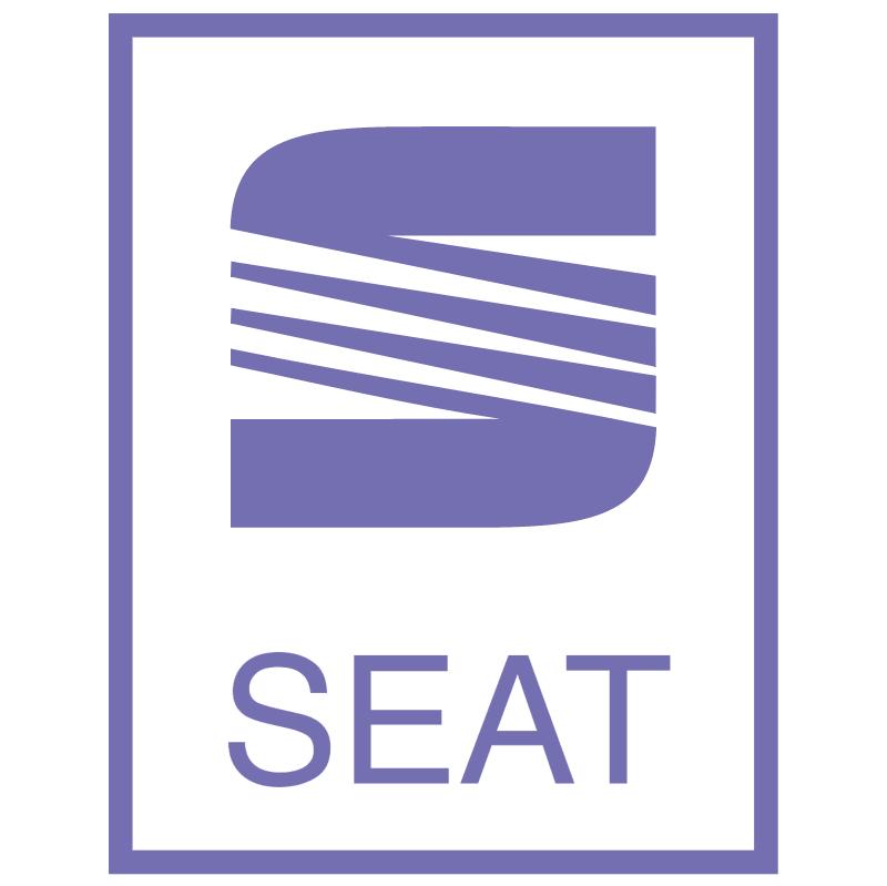 Seat vector logo