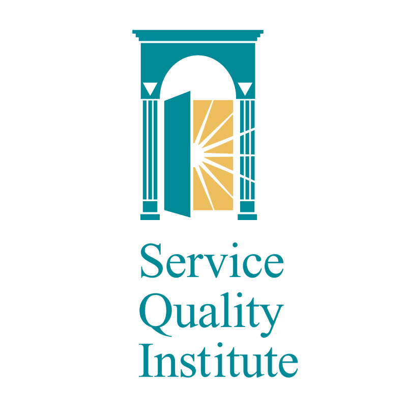 Service Quality Institute vector logo