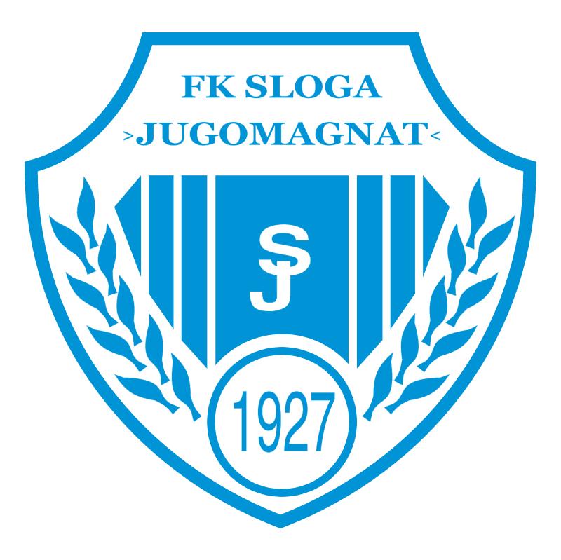 Sloga Jugomagnat vector