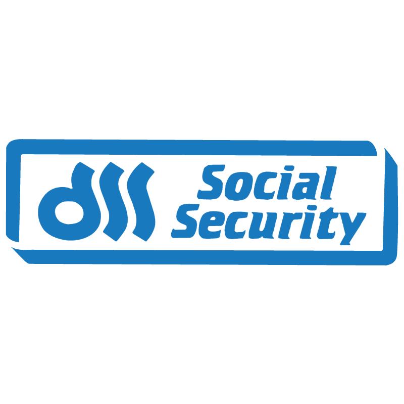 Social Security vector