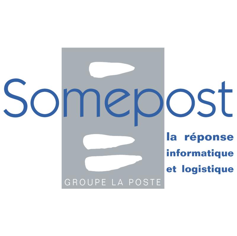Somepost vector logo