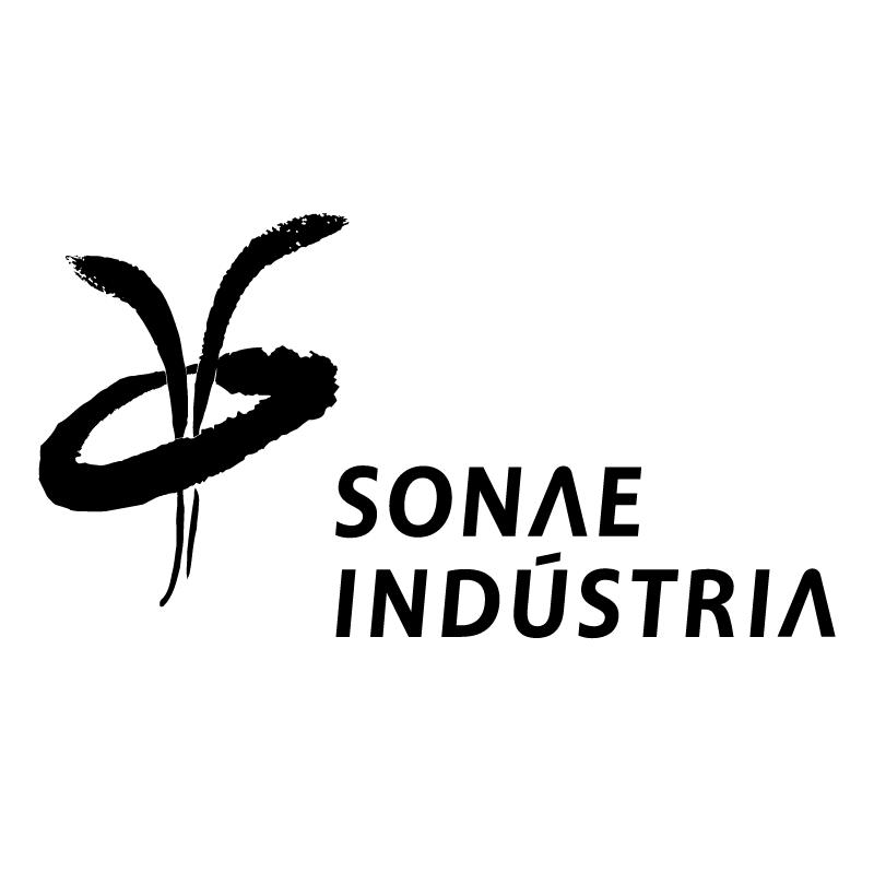 Sonae Industria vector