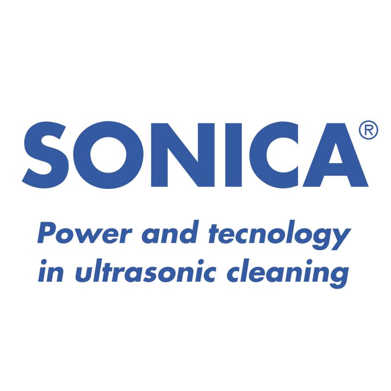 Sonica vector logo
