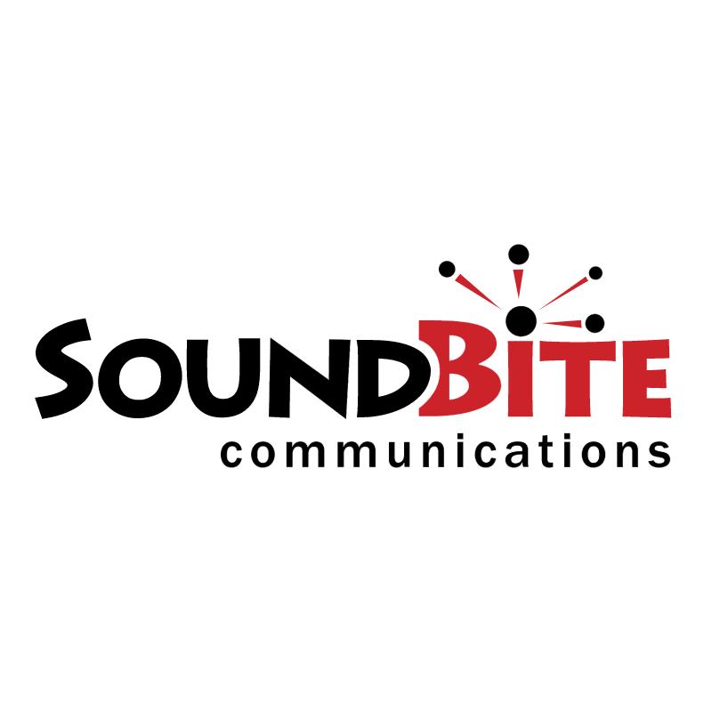 SoundBite Communications vector