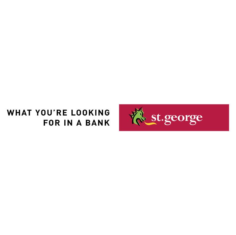 St George Bank vector logo