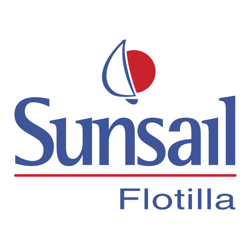 Sunsail Flotilla vector
