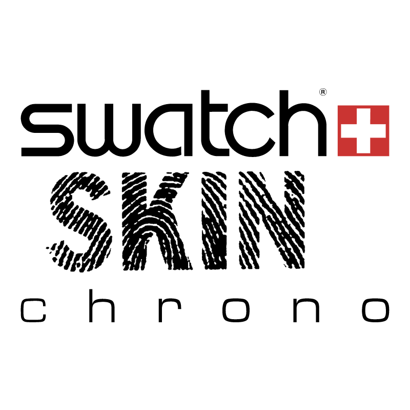 Swatch Skin Chrono vector