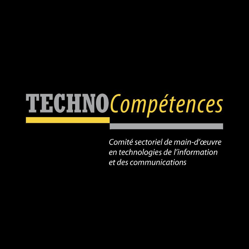 TECHNOCompetences vector