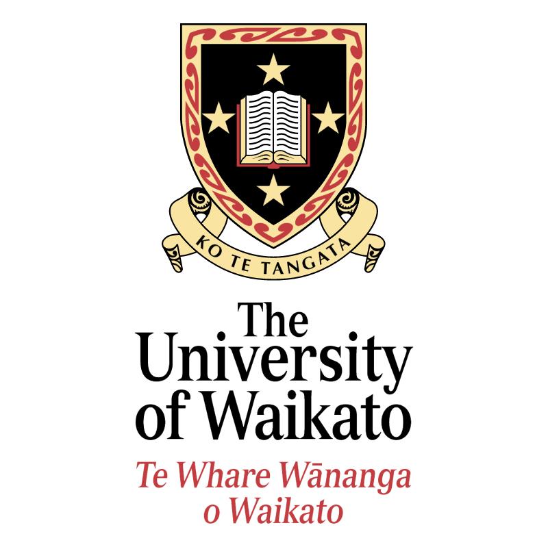 The University of Vaikato vector