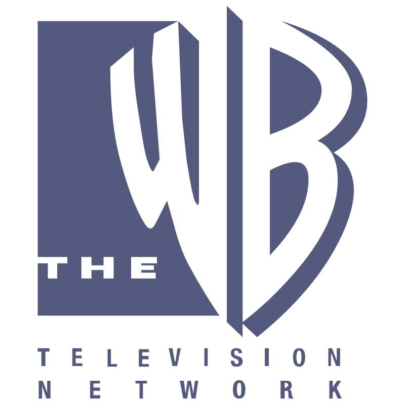 The WB Television Network vector