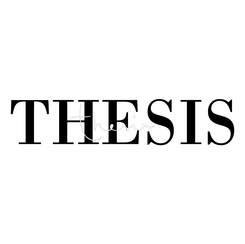 Thesis vector