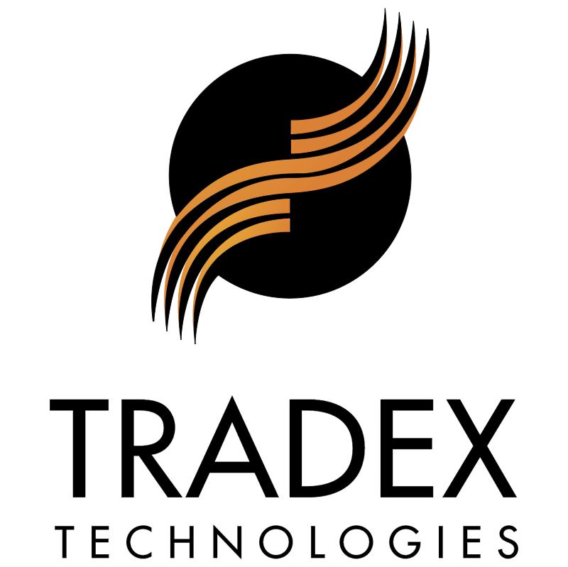 Tradex vector logo