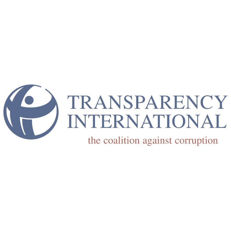 Transparency International vector