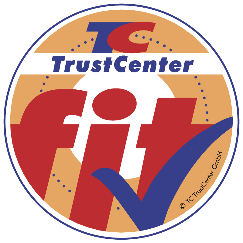 TrustCenter Fit vector