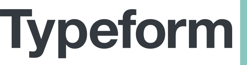 Typeform vector