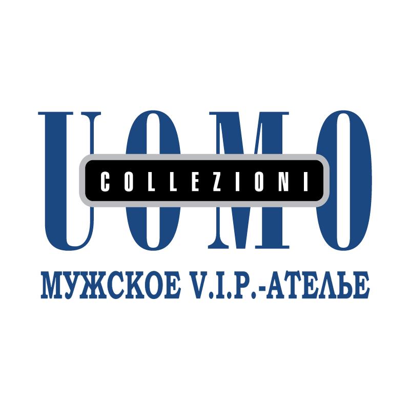 UOMO Collezioni vector logo