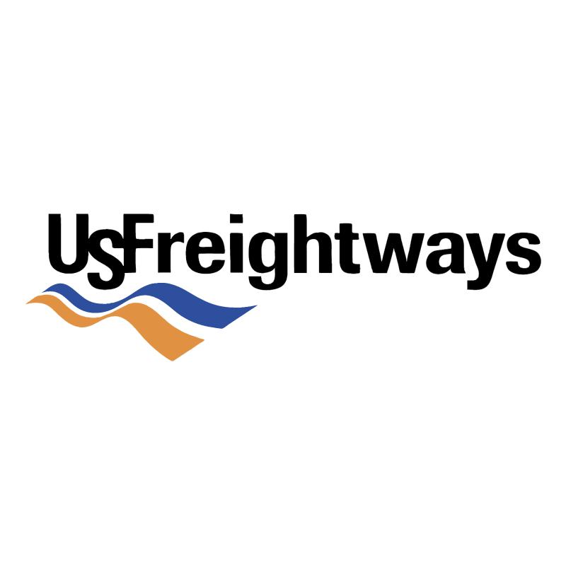 USFreightways vector logo