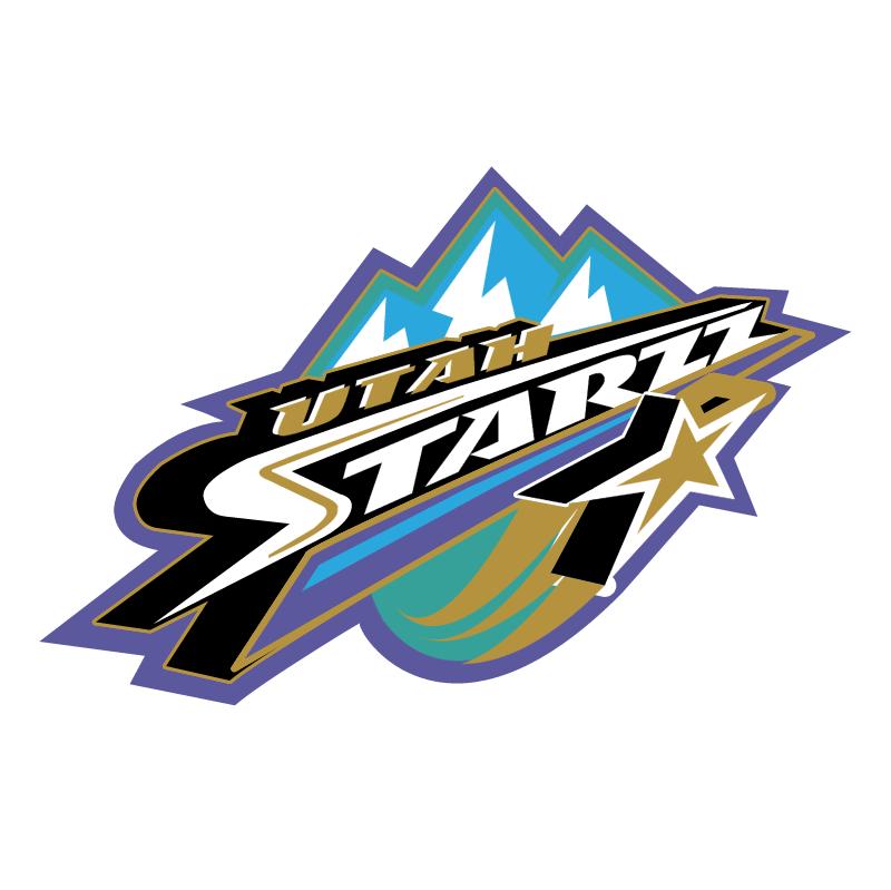 Utah Starzz vector