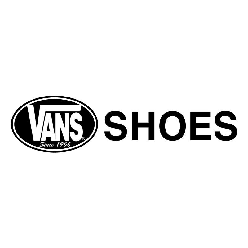 Vans Shoes vector logo