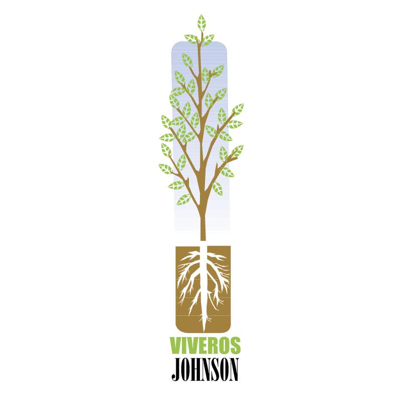 Viveros Johnson vector logo