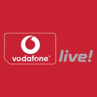 Vodafone Live vector