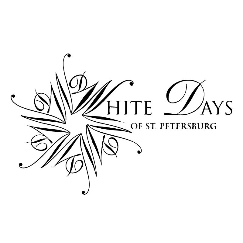 White Days vector