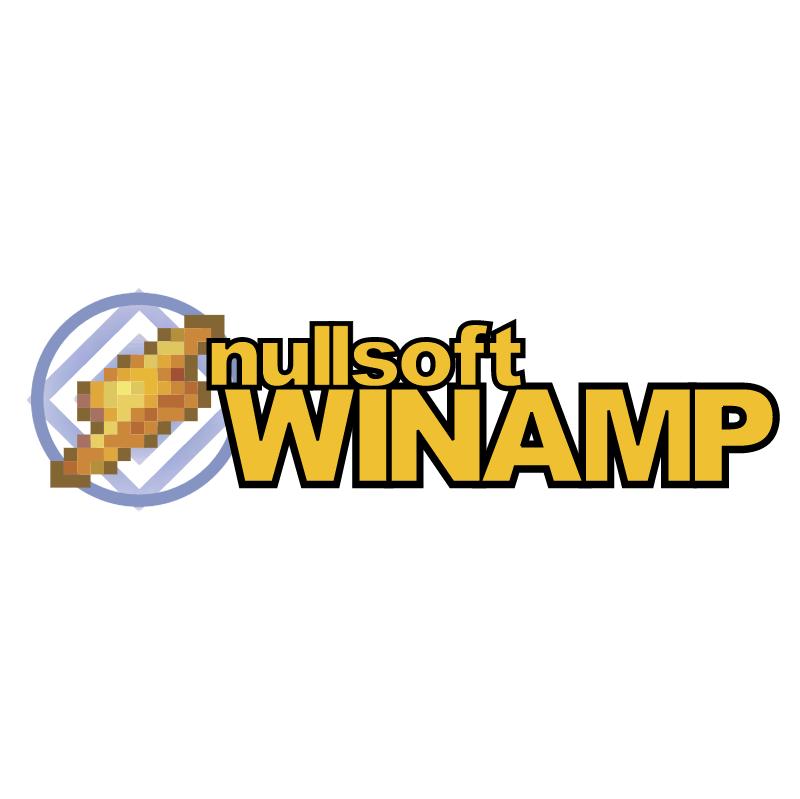 Winamp vector logo