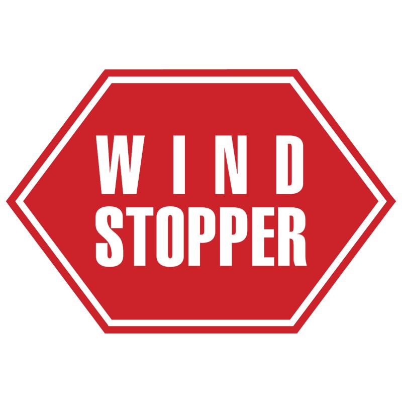 Windstopper vector logo