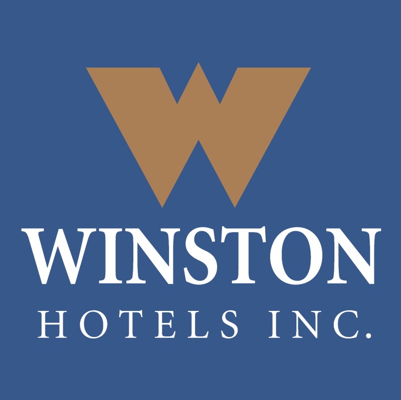 Winston Hotels vector logo