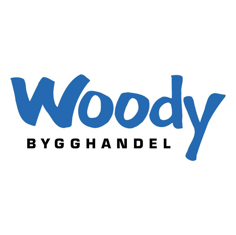 Woody Bygghandel vector