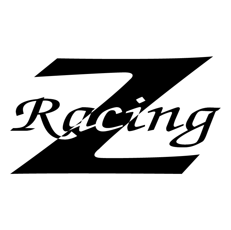Z Racing vector logo